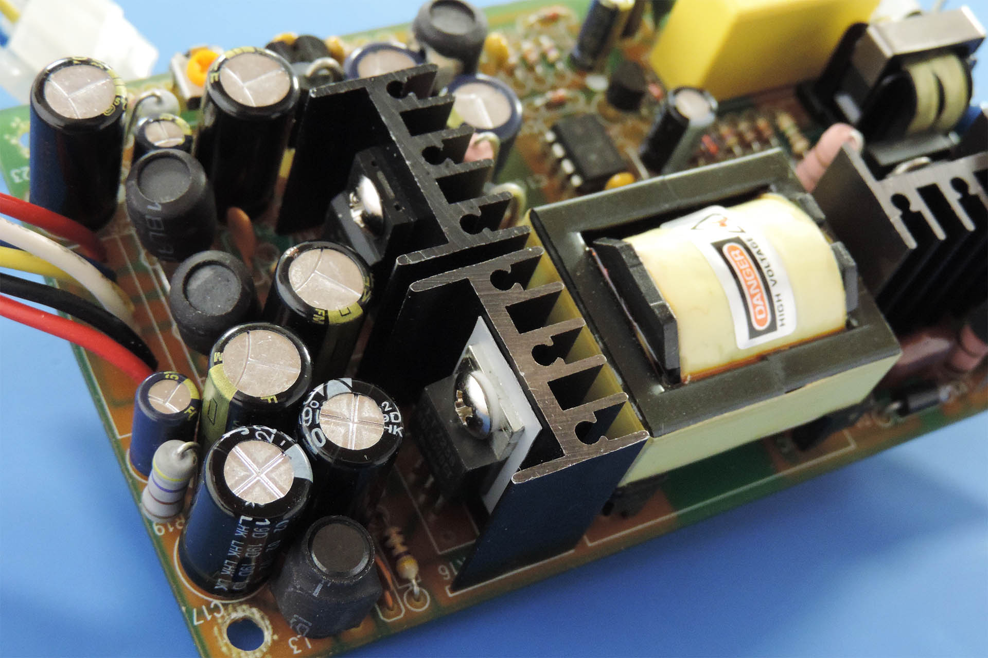 RME Fireface 800 power supply repair