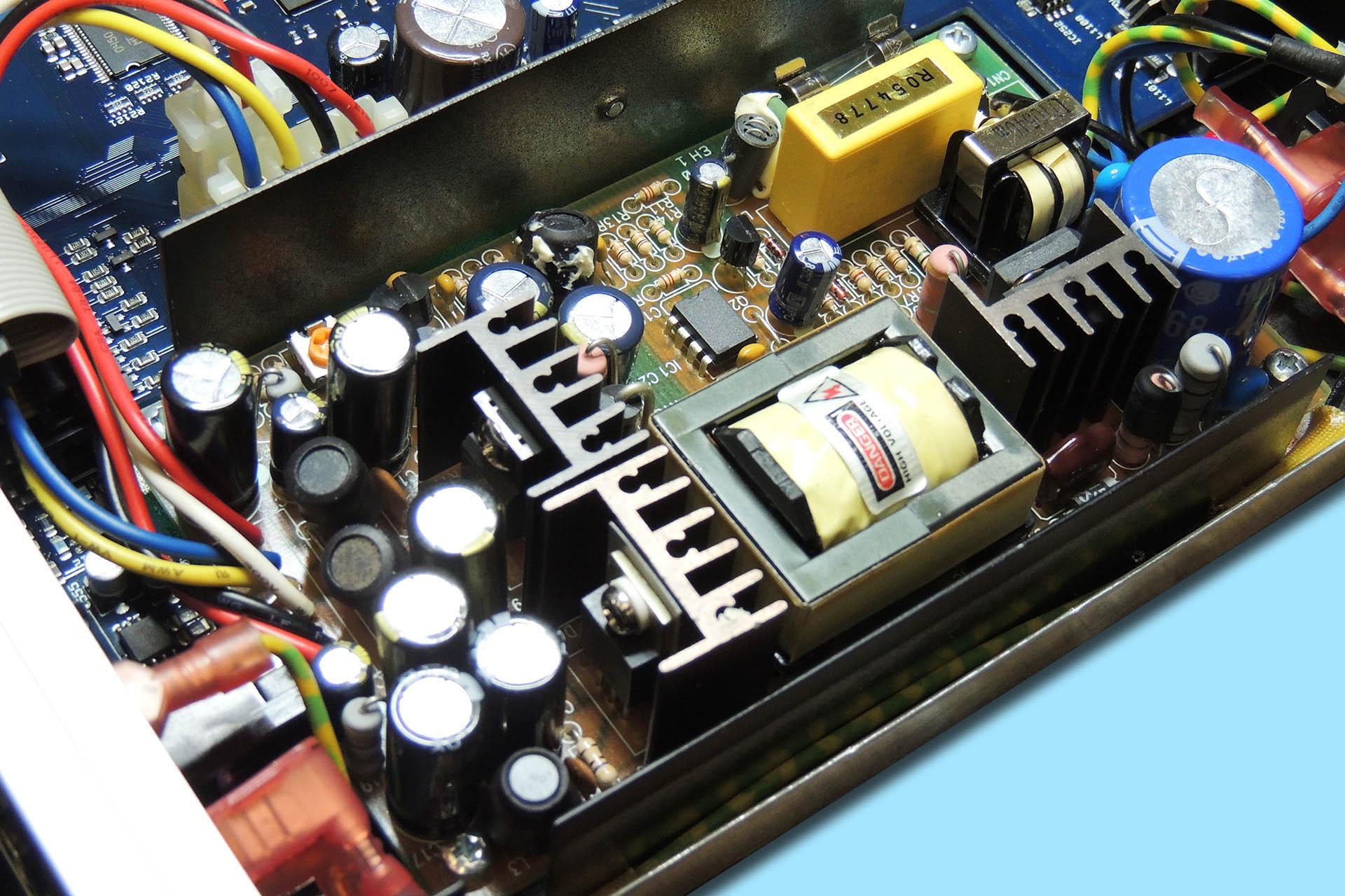 Fireface 800 Power Supply repair at Plasma Music - audio repairs in Hertfordshire