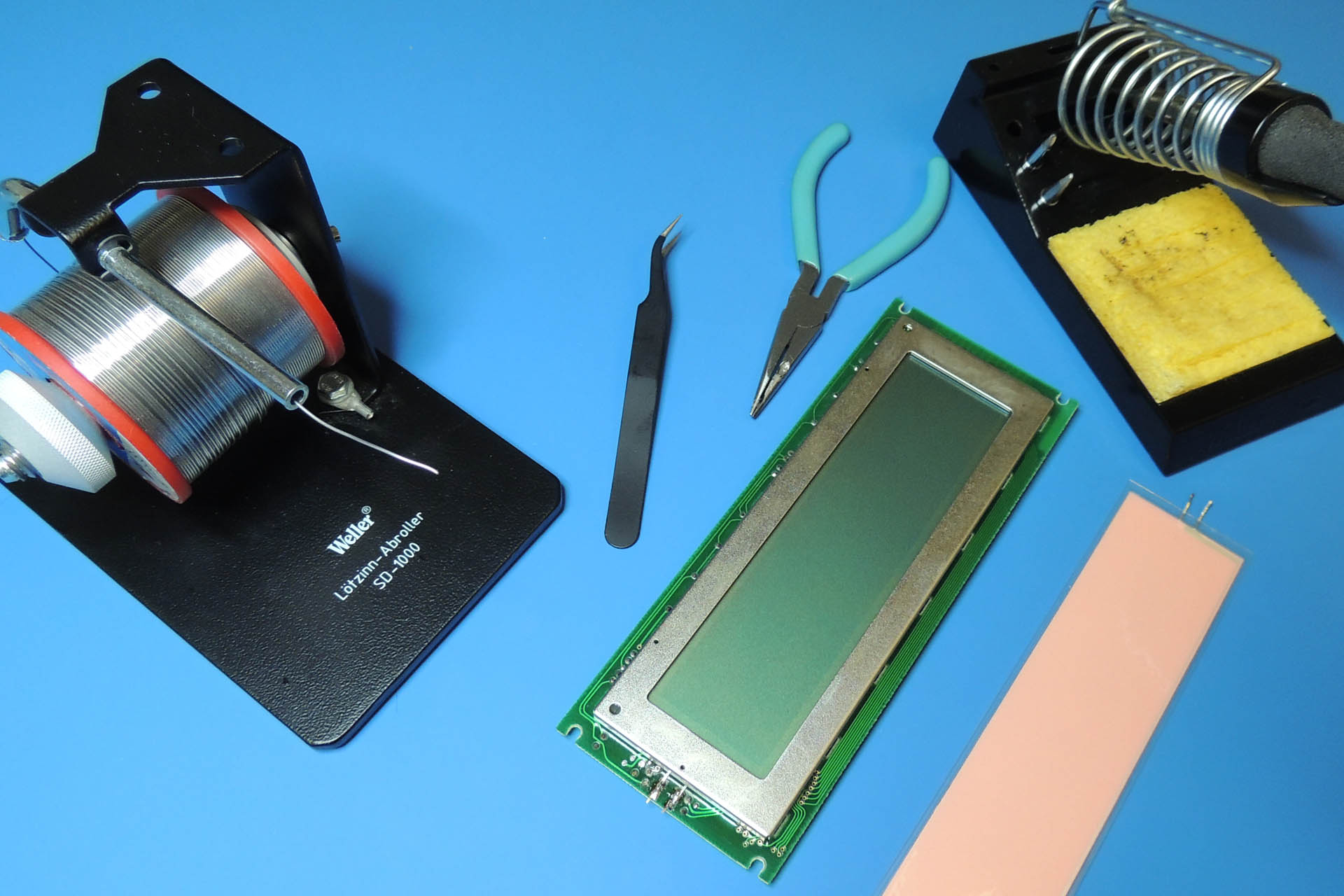 LCD Backlight Replacement at Plasma Music