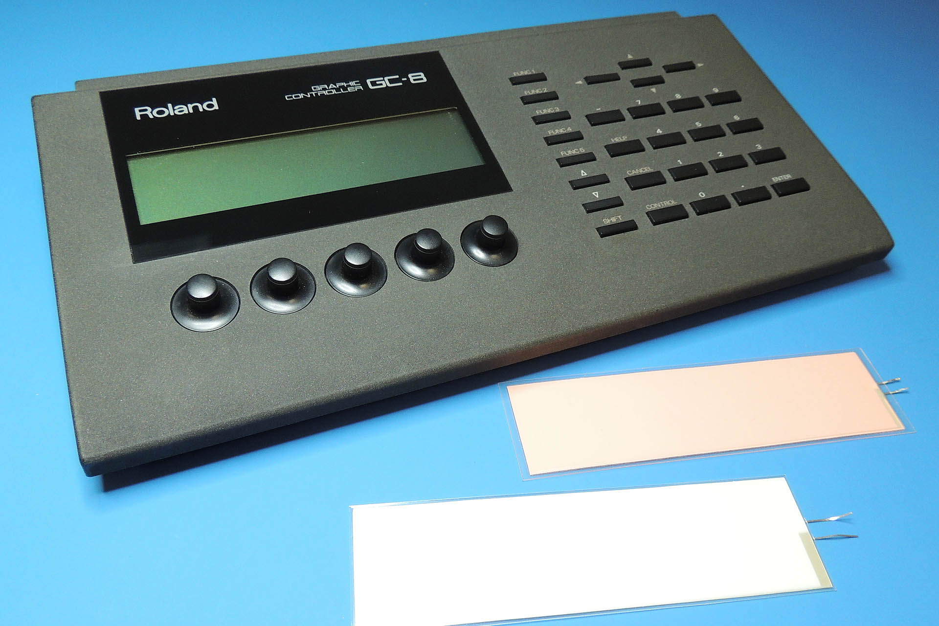Roland GC-8 LCD Backilight Repalcement
