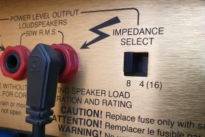 Guitar Cab Impedance Explained