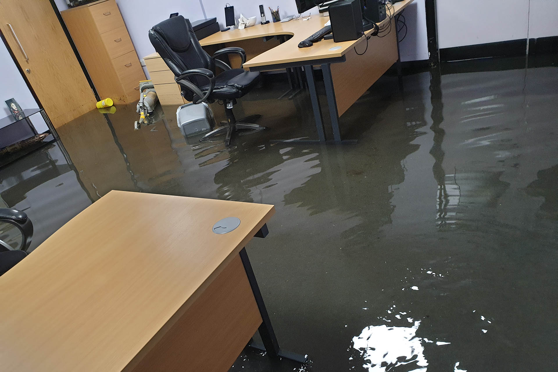 Flooded - Plasma Music Office (2020.08.12)