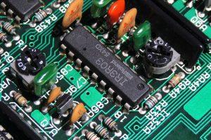 The Roland IR3R03 VCO