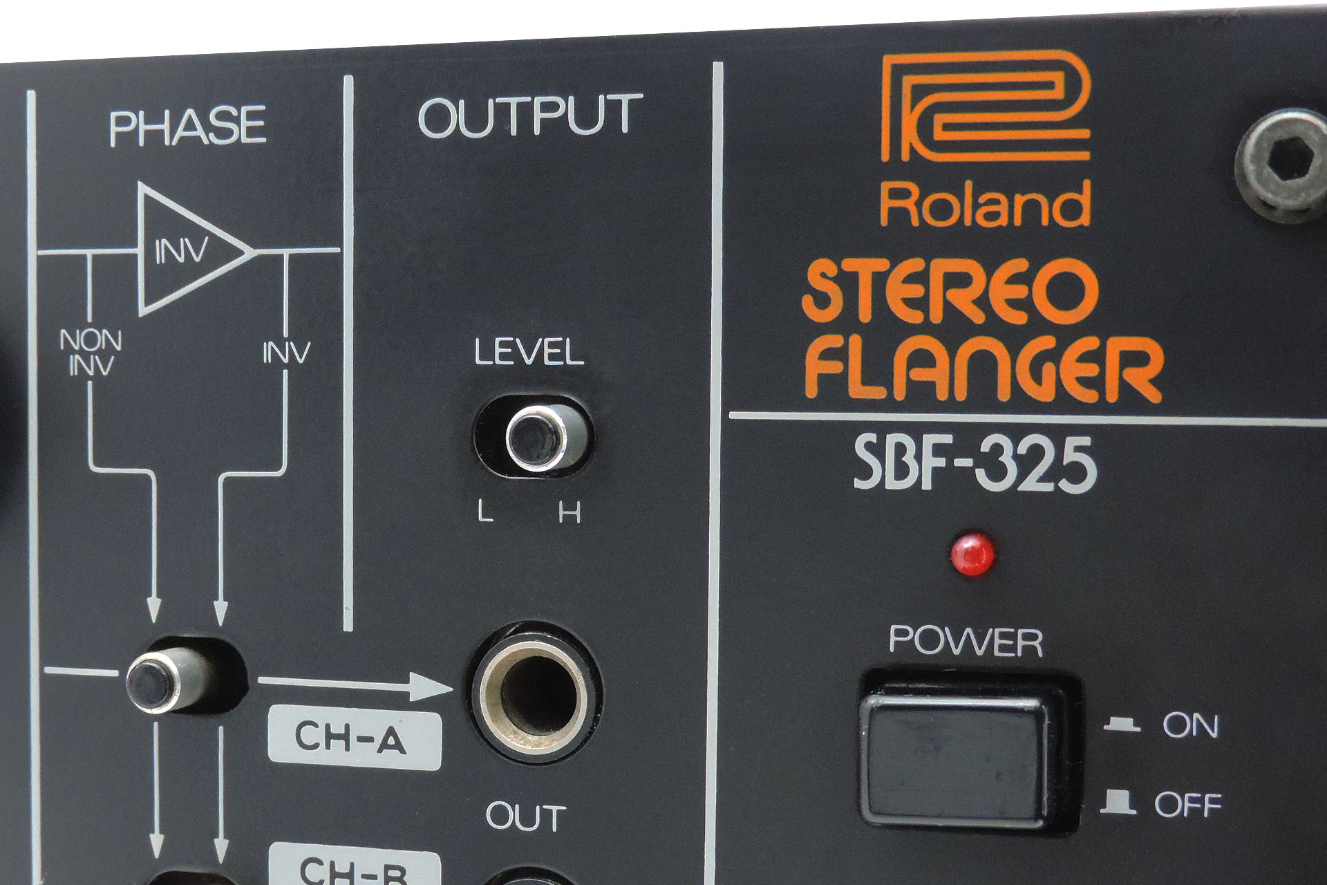 The Roland SBF-325