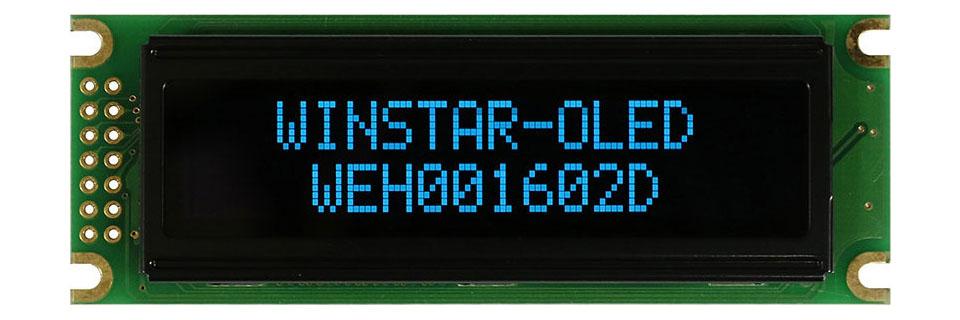 Winstar WEH001602DBPP5N00000