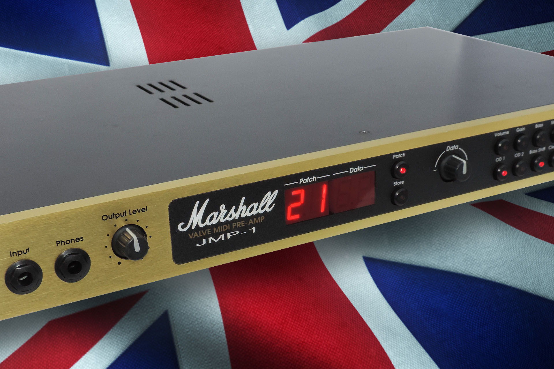 Marshall JMP-1 Full Service