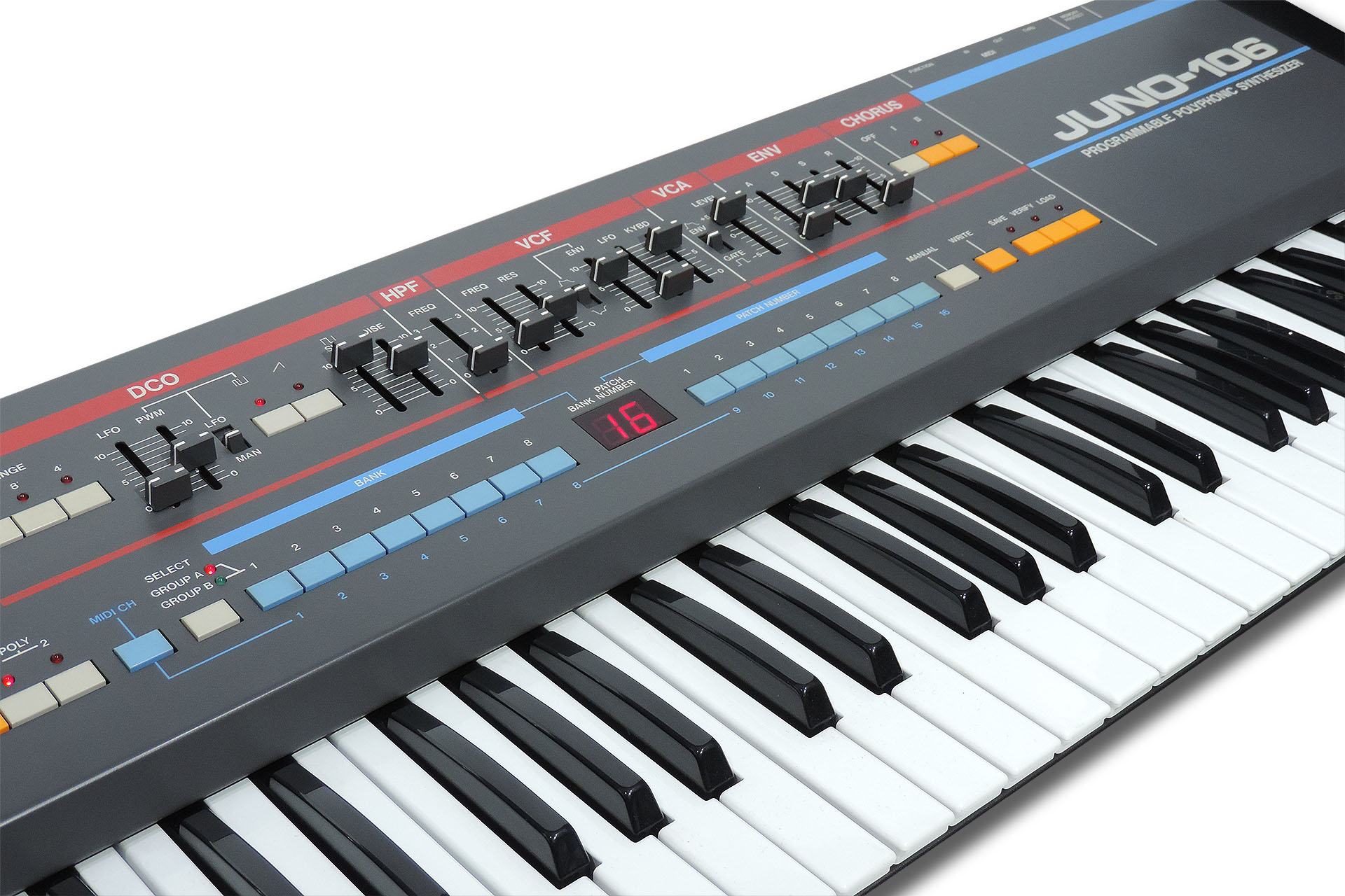 My Roland Juno-106