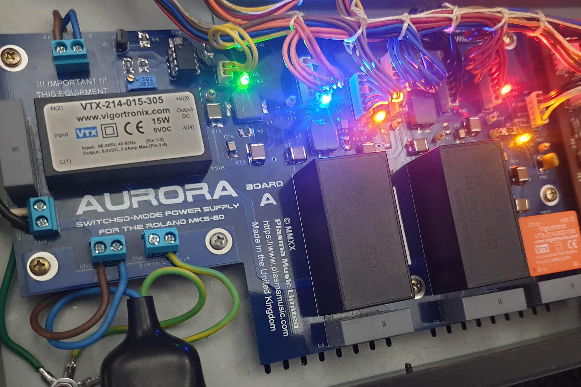 Aurora Customer Installation - Jay In Kent, UK