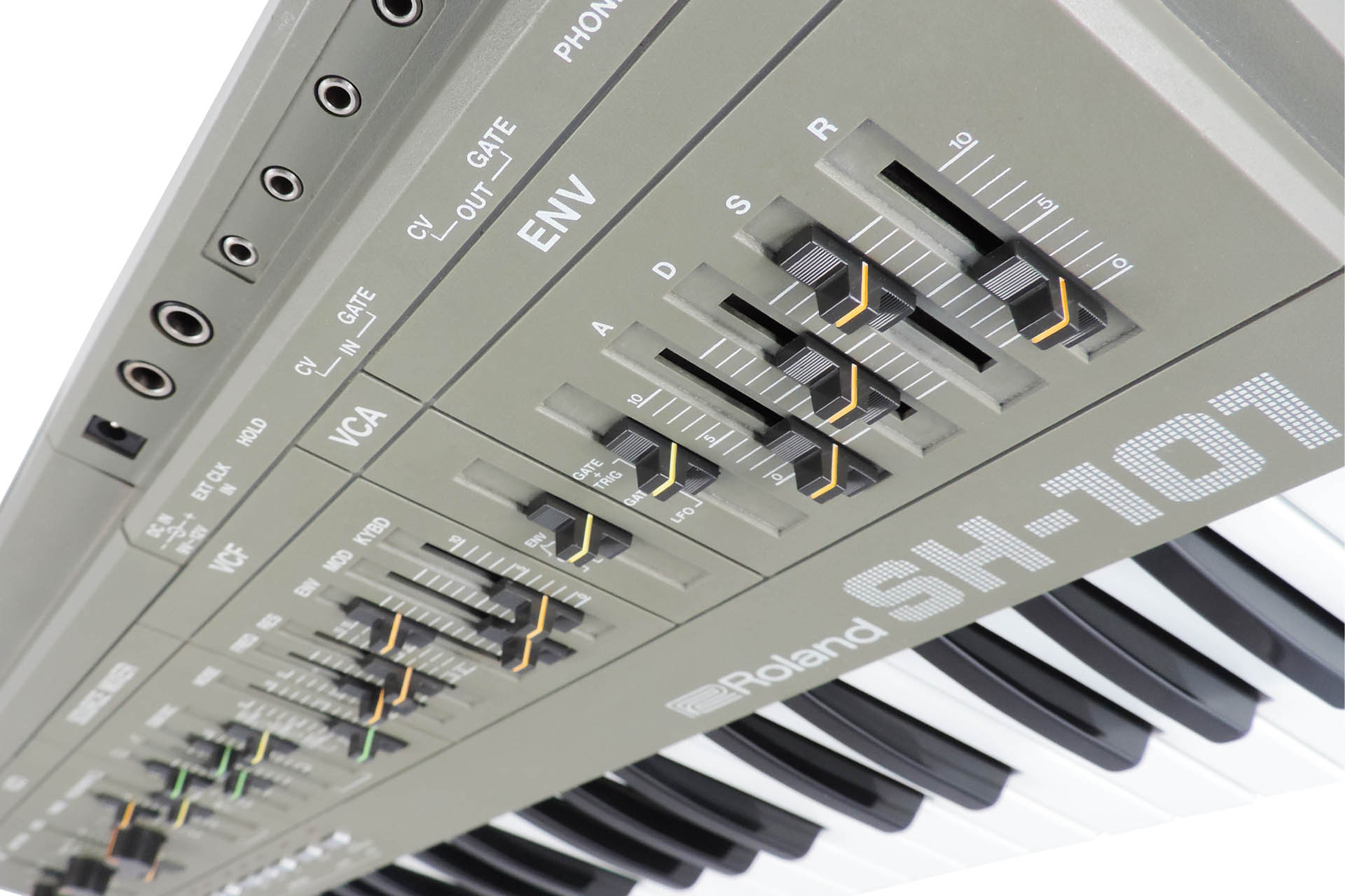Give your Roland SH-101 a little TLC