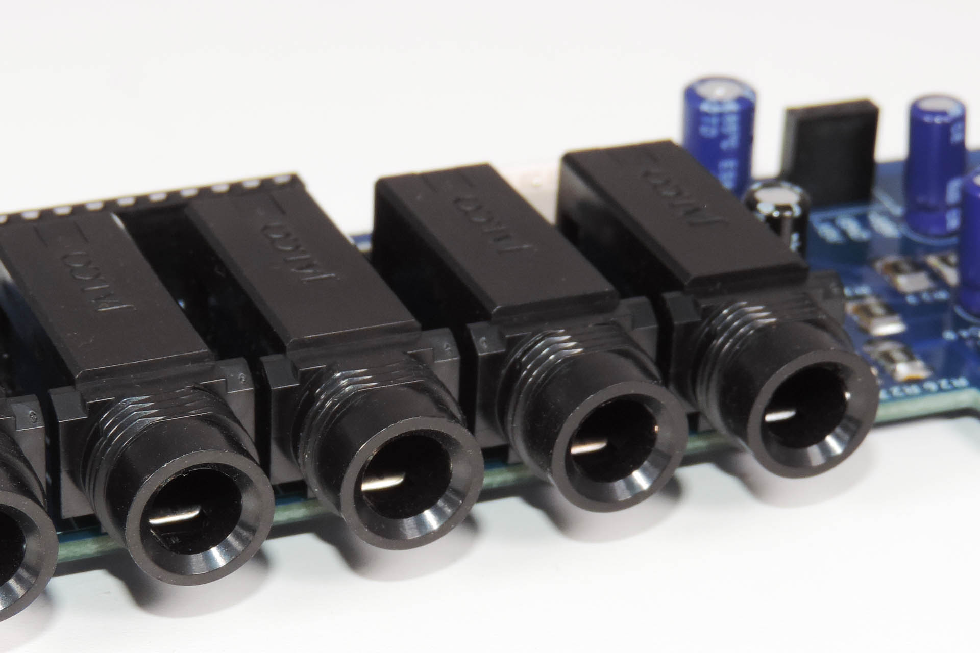 Nebula balanced output sockets are the same series as the original sockets